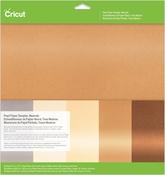 "Neutral - Cricut 12""X12"" Pearl Paper Sampler"