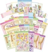- Hunkydory Garden Treasures Luxury A4 Topper Collection