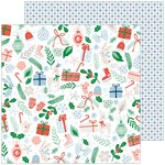 Christmas Cheer Paper - Holiday Vibes - Pinkfresh