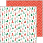Magical Forest Paper - Holiday Vibes - Pinkfresh