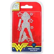 Fight For Peace DC Comics Wonder Woman Die and Face Stamp Set