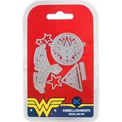 Embellishments DC Comics Wonder Woman Die Set