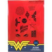 DC Comics Wonder Woman Stamp Set