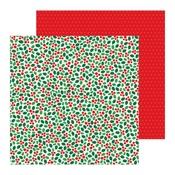Holly Jolly Paper - Cozy & Bright - Pebbles