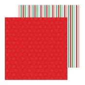Merry & Bright Paper - Cozy & Bright - Pebbles