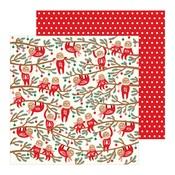 Jingle All The Way Paper - Cozy & Bright - Pebbles