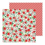 Fa La La La Paper - Cozy & Bright - Pebbles