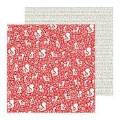 Warm & Cozy Paper - Cozy & Bright - Pebbles
