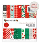 Cozy & Bright 6 x 6 Paper Pad - Pebbles