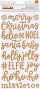 Cozy & Bright Word Thickers - Pebbles