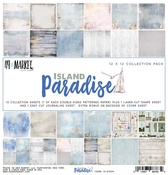 """Island Paradise - 49 And Market Collection Pack 12""""X12"""""""