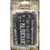 Halloween Idea-Ology Chipboard Quote Chips - Tim Holtz