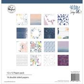 Indigo Hills 2 Paper Pack - Pinkfresh