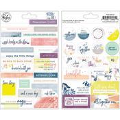 Indigo Hills 2 Phrase Stickers