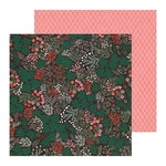 Sugar Plums Paper - Merry Days - Crate Paper