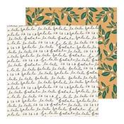Mistletoe Paper - Merry Days - Crate Paper