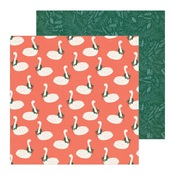 Twelve Days Paper - Merry Days - Crate Paper