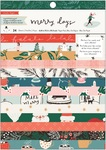 Merry Days 6 x 8 Paper Pad - Crate Paper