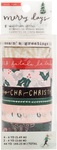Merry Days Washi Tape - Crate Paper