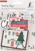 Merry Days Ephemera Pack - Crate Paper
