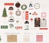 Merry Days Tag Kit - Crate Paper