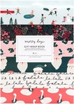 Merry Days Gift Wrap Book - Crate Paper