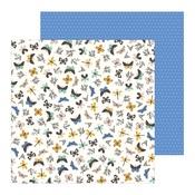 Flutter Paper - Along The Way - Pebbles