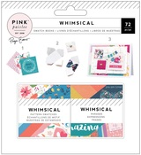 Whimsical Mini Swatch Book - Pink Paislee