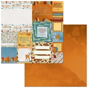 Colorful Paper - Beautifully Brisk - Bo Bunny