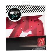 25 Marquee - City Sidewalks - Heidi Swapp