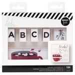 Cold Lightbox Mini Accessory Kit - City Sidewalks - Heidi Swapp