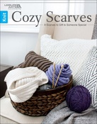 Cozy Scarves - Leisure Arts