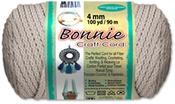 Lamb's Wool - Bonnie Macrame Craft Cord 4mmX100yd