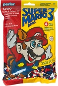 Super Mario Brothers - Perler Pattern Bag