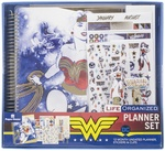 Paper House Wonder Woman™ 12-Month Planner Set
