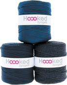 Sailor Blue - Dark Blue Shades - Hoooked Zpagetti Yarn