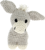 Biscuit - Hoooked Donkey Joe Yarn Kit W/Eco Brabante Yarn