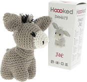 Taupe - Hoooked Donkey Joe Yarn Kit W/Eco Brabante Yarn