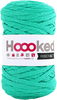 Happy Mint - Hoooked Ribbon XL Yarn Hoooked-RibbonXL Yarn. Which of us doesn't love the thrill of a quick knit? RibbonXL is the lightweight chunky recycled yarn that adds a touch of style to all your fashion garments, accessories, and home decor! The glorious colors of the rainbow await your needles. Perfect for kitchen and home decor items. RibbonXL is an itch-free fabric yarn, it is slightly elastic and it knits very easy. Content: 100% recycled fibers (80% recycled cotton, 20% other). Putup: 8oz (250gr), 131yd (120m). Suggested knitting needle sizes US11 to US17. Suggested crochet hook sizes L to P. Care: Machine wash cold. Comes in a variety of colors. Each sold separately. Imported.