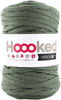 Dried Herb - Hoooked Ribbon XL Yarn Hoooked-RibbonXL Yarn. Which of us doesn't love the thrill of a quick knit? RibbonXL is the lightweight chunky recycled yarn that adds a touch of style to all your fashion garments, accessories, and home decor! The glorious colors of the rainbow await your needles. Perfect for kitchen and home decor items. RibbonXL is an itch-free fabric yarn, it is slightly elastic and it knits very easy. Content: 100% recycled fibers (80% recycled cotton, 20% other). Putup: 8oz (250gr), 131yd (120m). Suggested knitting needle sizes US11 to US17. Suggested crochet hook sizes L to P. Care: Machine wash cold. Comes in a variety of colors. Each sold separately. Imported.