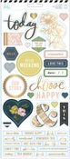 Emerson Lane Cardstock Stickers - Heidi Swapp
