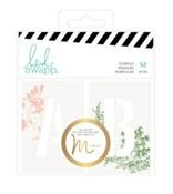 Alphabet Stencils - Emerson Lane - Heidi Swapp - PRE ORDER