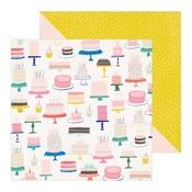 Cake Paper - Hooray - Crate Paper