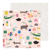 Party Paper - Hooray - Crate Paper