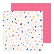 Confetti Paper - Hooray - Crate Paper