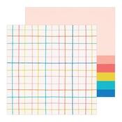 Birthday Girl Paper - Hooray - Crate Paper - PRE ORDER