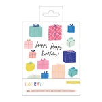Hooray Card & Envelope Set - Crate Paper