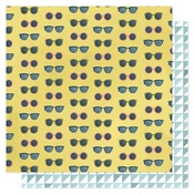 Sunnies Paper - Goldenrod - OneCanoeTwo