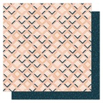 Pink Tile Paper - Goldenrod - OneCanoeTwo