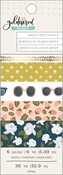Goldenrod Washi Tape Set Of 6 - OneCanoeTwo